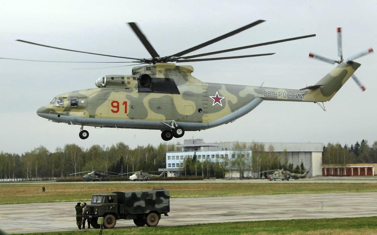 Первый вертолет ссср - db40